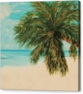 Thommy S Beach Canvas Print