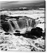 Thors Well Truly A Place Of Magic 7 Canvas Print