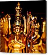 Thousand Hands Buddha Canvas Print