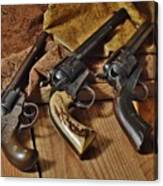 Three 1880's Colt Revolvers by Suzanne Taylor