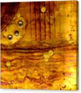 Three Brass Rings II Canvas Print