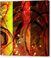 Three Shades Canvas Print