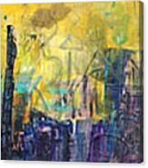 Three Sixty Degrees Nw Canvas Print