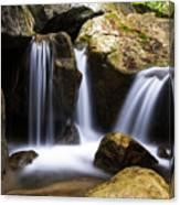 Three Waterfalls Canvas Print