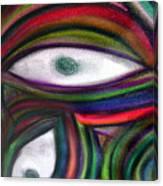 Through Other's Eyes Canvas Print