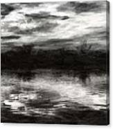 Through The Darkness Canvas Print