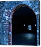 Through The Doorway Canvas Print