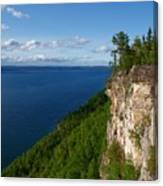 Thunder Bay Lookout Canvas Print