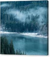 Thunder Lake Canvas Print