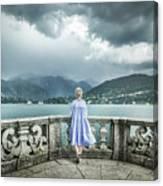 Thunder Symphony Canvas Print