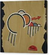 Thunderbeings Canvas Print