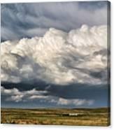 Thunderhead Breakdown Canvas Print