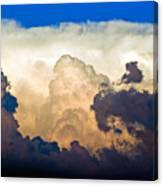 Thunderhead Cloud Canvas Print