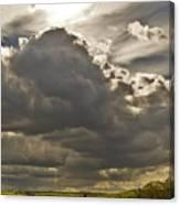 Thunderheads Canvas Print