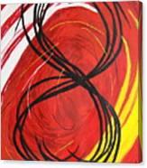 Thunderstorm II Canvas Print