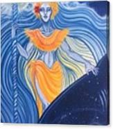 Tiavai Canvas Print