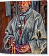 Tibetan Refugee Canvas Print