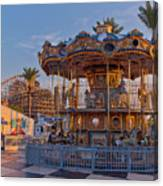 Tickets For Kemah Boardwalk Canvas Print