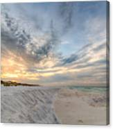 Tidal Edge Canvas Print