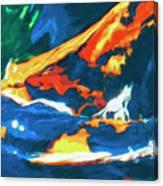 Tidal Forces Canvas Print