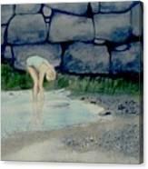 Tidal Pool Treasures Canvas Print