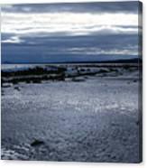 Tidal Secrets Haida Gwaii Bc Canvas Print
