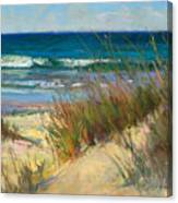 Tide's In Canvas Print