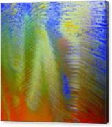Tie Dye Canvas Print
