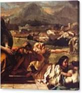 tiepolo15 Giovanni Battista Tiepolo Canvas Print