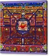 Tierra Roja Canvas Print