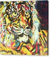 Tiger #2 Canvas Print