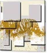Tiger 6 Canvas Print