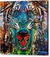 Tiger Blood Canvas Print