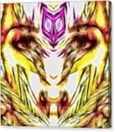 Tigress 2  Canvas Print
