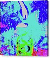 Tiki Lamp Canvas Print