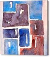 Tiles 2 Canvas Print