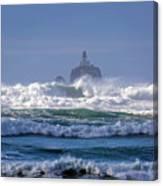 Tillamook Rock Lighthouse Canvas Print