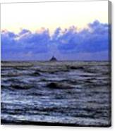 Tillamook Rock Lighthouse Canvas Print