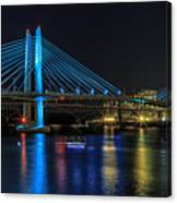 Tilikum Crossing Canvas Print