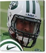 Tim Tebow - New York Jets Florida Gators - Timothy Richard Tebow Canvas Print