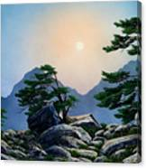 Timberline Guardians Canvas Print