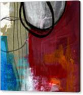 Time Between- Abstract Art Canvas Print