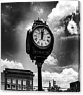 Time N Light Canvas Print