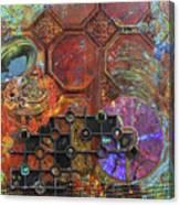 Time Passage I Canvas Print
