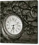 Time Passages Canvas Print