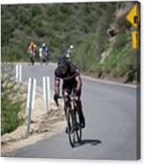 Time Trial 14 Canvas Print
