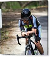 Time Trial 30 Canvas Print