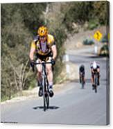 Time Trial 9 Canvas Print