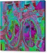 Time Warped Canvas Print