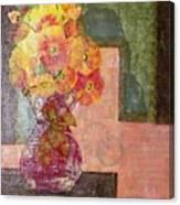 Timeless - Flowers Canvas Print